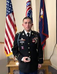 SSG Dustin Weber, a graduate of Army... - US Army Recruiting and Retention  College | Facebook
