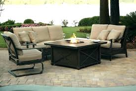 outdoor furniture with fire pit fire pit table sets patio furniture fire pit table set beautiful