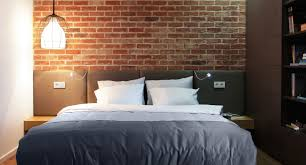 Small Picture Brick Wall Bedroom Best 20 Brick Wall Bedroom Ideas On Pinterest