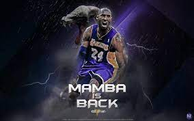 Kobe Bryant Mamba HD Wallpapers - Top ...