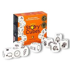 <b>Кубики Историй</b> (Rory's Story Cubes <b>Original</b>) - <b>game</b>-house.ru