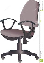 White Rolling Chair Rolling Chair Royalty Free Stock Image Image 6940126