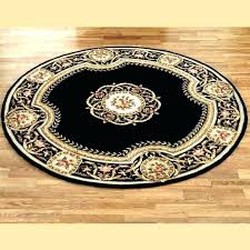 round black rug round black area rug elegant medallion wool rugs for spectacular and white black