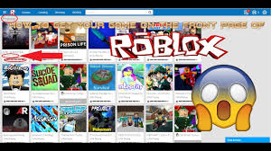 YOUR GAME ON THE FRONT PAGE OF ROBLOX ...