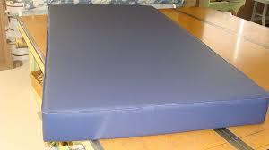 Vinyl Covered Mattress