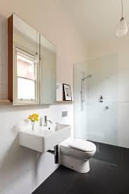 cool bathroom mirrors Bathroom Modern with bathroom mirror black