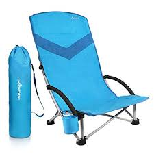MOVTOTOP Folding Beach Chair, 【Newest 2019 ... - Amazon.com