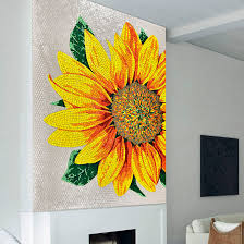 indoor mosaic tile artistic