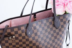louis vuitton neverfull mm rose ballerine. louis vuitton neverfull mm damier ebene rose ballerine mm i