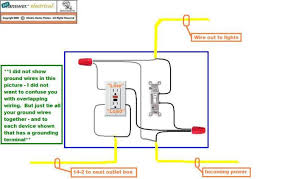 wiring diagram 2 single pole switches wiring diagram charleston home inspector explains how to wire a three way switch single pole switch diagram