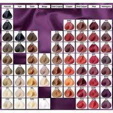 Wella Color Touch Demi Colour Chart Clairol Hair Color
