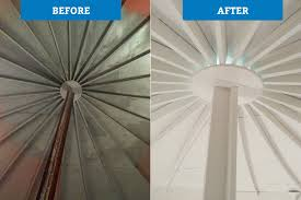 cytec paint project before and afters
