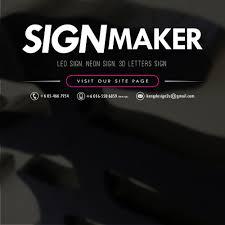 s goo gl rnw6sn kl kuala lumpur 3d letters sign maker