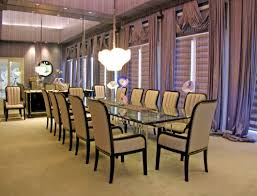 curtain amazing dining table for 12