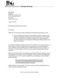 Response To Rfp Sample Response To Rfp Samples Cover Letter Samples Cover
