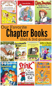 favorite chapter books for 2nd and 3rd grade this reading mama