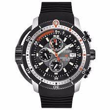 citizen men s diver watches citizen eco drive men s bj2128 05e promaster depth meter chronograph 48mm watch