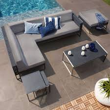 exterior lounge furniture. discover: domayne\u0027s 2013 outdoor furniture launch - domayne style cube exterior lounge u
