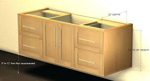 amazing how to install a floating vanity cabinet bathroom hanging vanity inside floating vanity cabinet modern