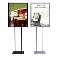 Marketing Display Stands Mesmerizing Poster Display Stands Advanced Marketing Solutions Service