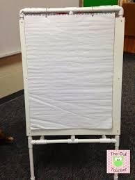 Anchor Chart Easel Diy Easel For Your Classroom Diy Easel Classroom