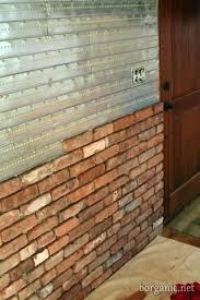 Best 25+ Faux brick walls ideas on Pinterest | Faux brick wall panels, Fake  brick walls and Faux panel wall