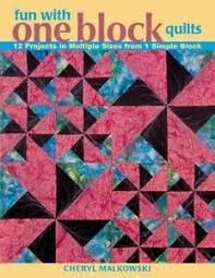 Fun with One Block Quilts: 12 Projects in Multiple Sizes from 1 ... & Image is loading Fun-with-One-Block-Quilts-12-Projects-in- Adamdwight.com