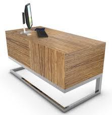modern wood office desk. unique office desks furniture stunning modern wood desk