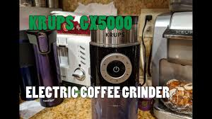 Grind and brew coffee maker; The 5 Best Budget Electric Coffee Grinders Earl Of Coffee