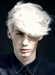Coloration Homme Blond Platine Inspirant Coloration Cheveux