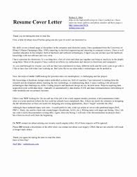 Cover Letters Sample Computer Science Awesome Data Scientist Cover