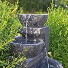 Die Besten 25 Wasserspiel Garten Ideen Auf Pinterest Garten Garten Zierbrunnen Aus Stein