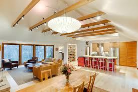 modern farmhouse with open floorplan chester county decor interiors modern farmhouse plans rustic farmhouse