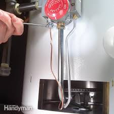 how to replace a water heater thermocouple the family handyman how to replace a water heater thermocouple