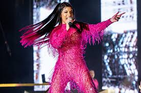 Cardi B Joins Romeo Santos Onstage At Sold Out Stadium Show