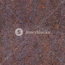 seamless metal wall texture. Rusty Metal Seamless Texture Wall