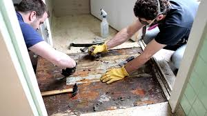identifying asbestos floor tiles home round asbestos flooring removal