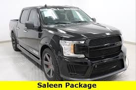 New 2018 Ford F-150 XLT Saleen Package 4D SuperCrew in Conroe ...