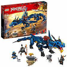 Discount LEGO NINJAGO Masters of Spinjitzu: Stormbringer 70652 - The  Bargain Bins