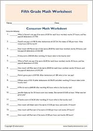 81 best Fifth Grade Worksheets images on Pinterest | Free ...