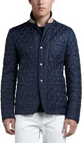 Brit Quilted Sport Jacket Navy | Navy quilt, Burberry brit and Man ... & $495, Navy Quilted Blazer: Burberry Brit Quilted Sport Jacket Navy. Sold by  Neiman Adamdwight.com
