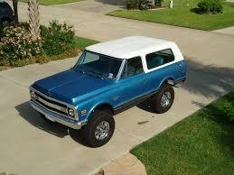 1972 Chevy Blazer Maintenance/restoration of old/vintage vehicles ...