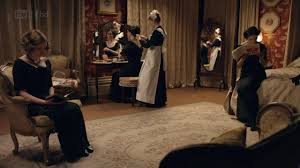Lady Bedroom Downton Abbey Bedrooms Linda Merrill