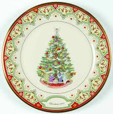 Triple A Resale Lenox Christmas Trees Around The WorldLenox Christmas Tree Plates