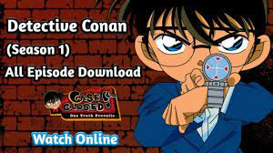 Detective Conan (S01) All Episodes (Hindi Dubbed) Download (360p, 720p) -  YouTube