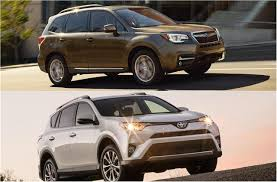 2018 Subaru Forester vs. 2018 Toyota RAV4: Head to Head | U.S. News ...