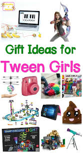 Have a 10 year old girl in your life? Gift buying for tween girls can
