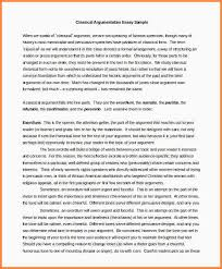 classical argument essay sample essay checklist classical argument essay sample causal argument essay outline jpg