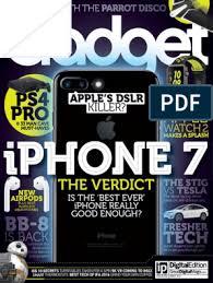 Gadget - Issue 13 2016 | Ios | Apple Watch