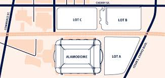 Alamodome Seating Chart For Utsa Football Parking For Football Tickets And Parking Roadrunner